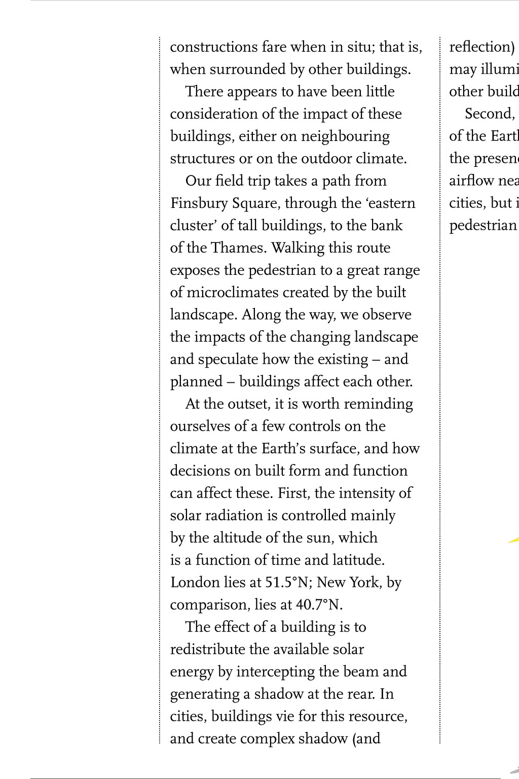 Tall Buildings - CIBSE Journal February 2015
