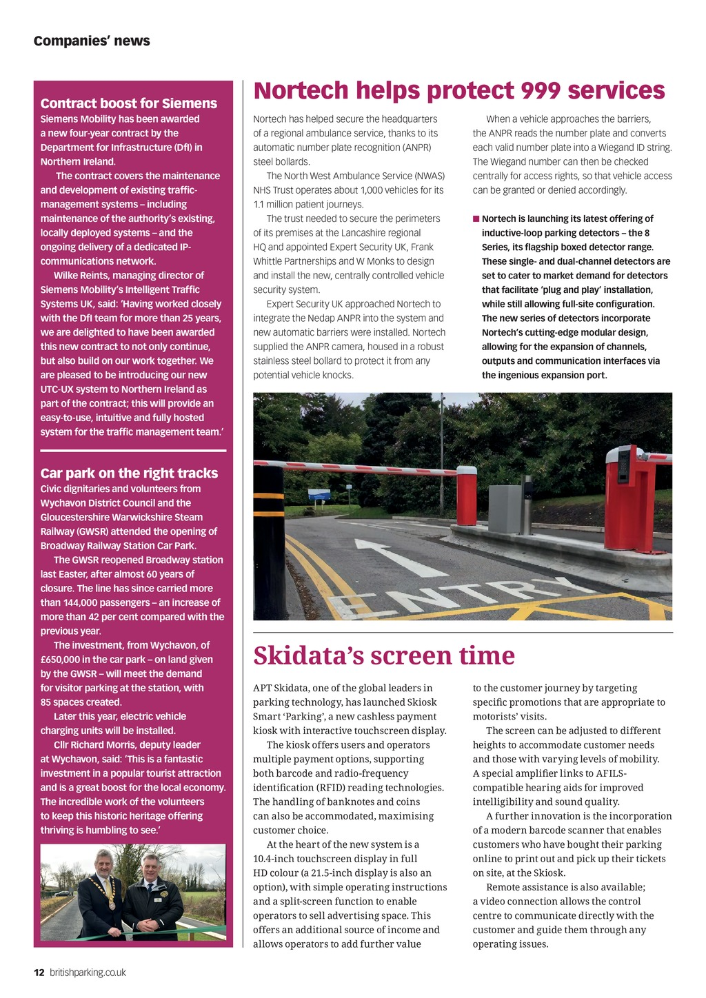 Parking News Issue 384